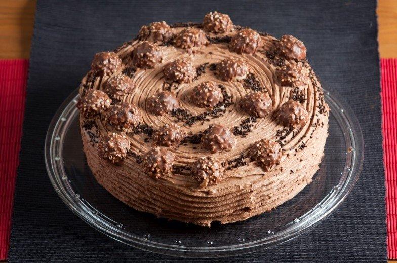 Dieviškas varškės pyragas su Nutella