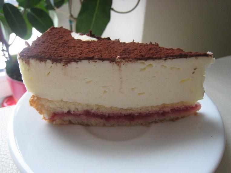 Maskarponės sūrio tortas su kondensuotu pienu - tirpstantis burnoje