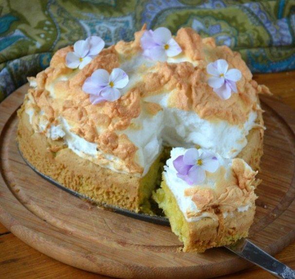 Rabarbarų pyragas