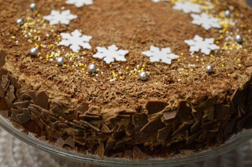 Šokoladinis maskarponės tortas