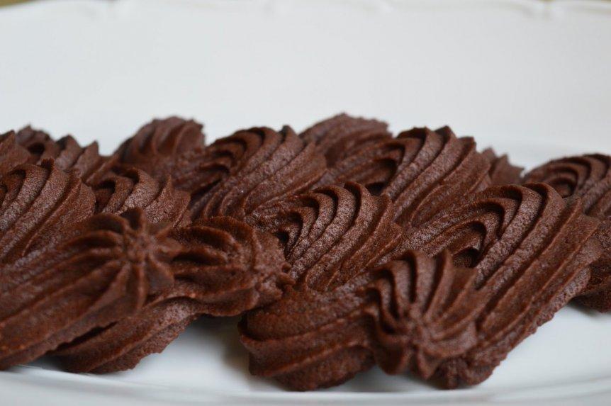 Senoviški šokoladiniai sausainai