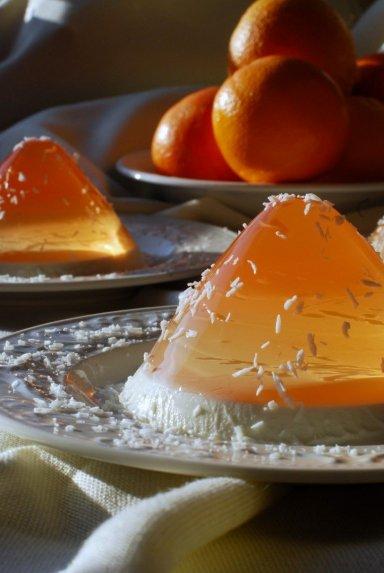 Želė desertas