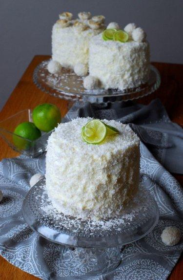 Kokosinis raffaello tortas