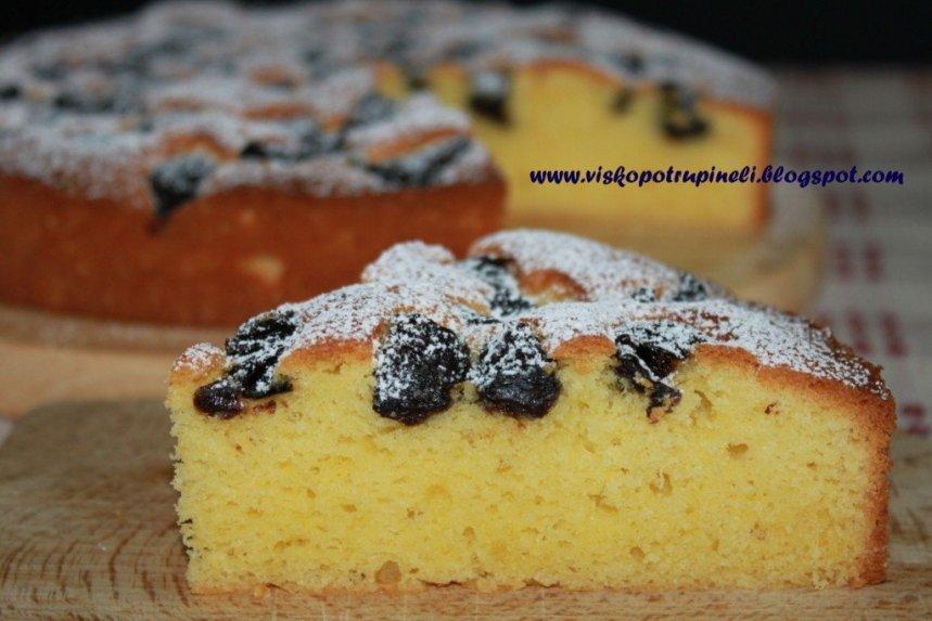 Angliškas keksas pyragas