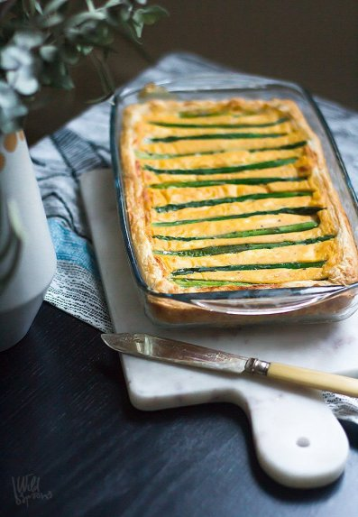 Bulvių smidrų apkepas pyragas