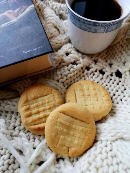 Trijų ingredientų sausainiai