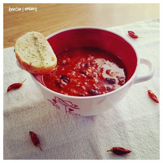 Meksikietiška sriuba