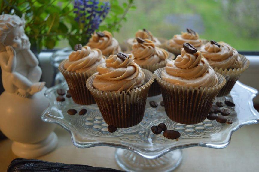 Kavos keksiukai su maskarponės kremu