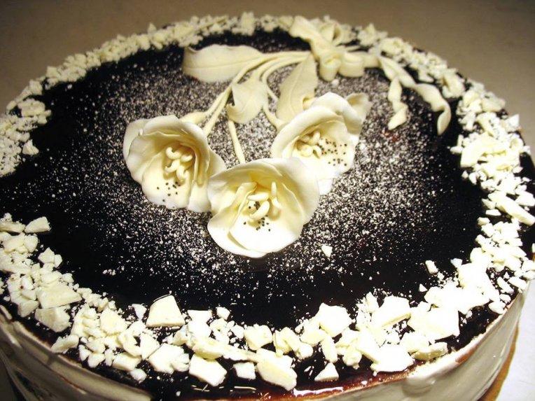 Šokoladinis tortas Čigonas