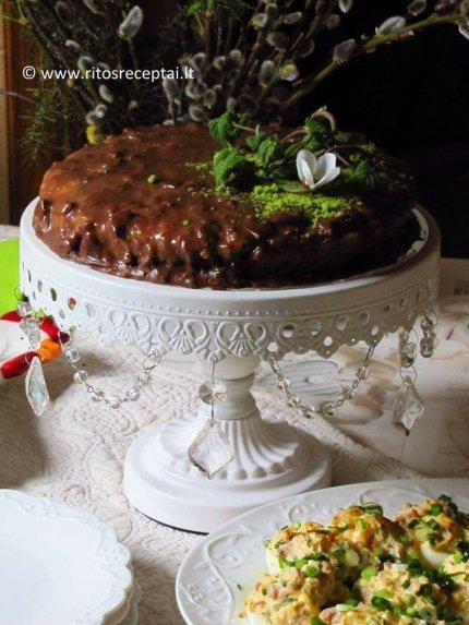 Migdolinis Daim tortas