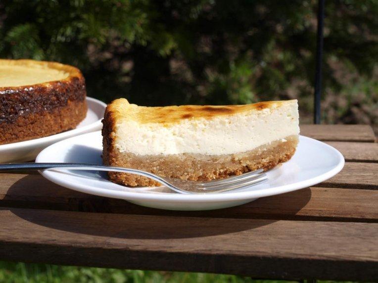 Drėgnas varškės pyragas pagal Elvyrą