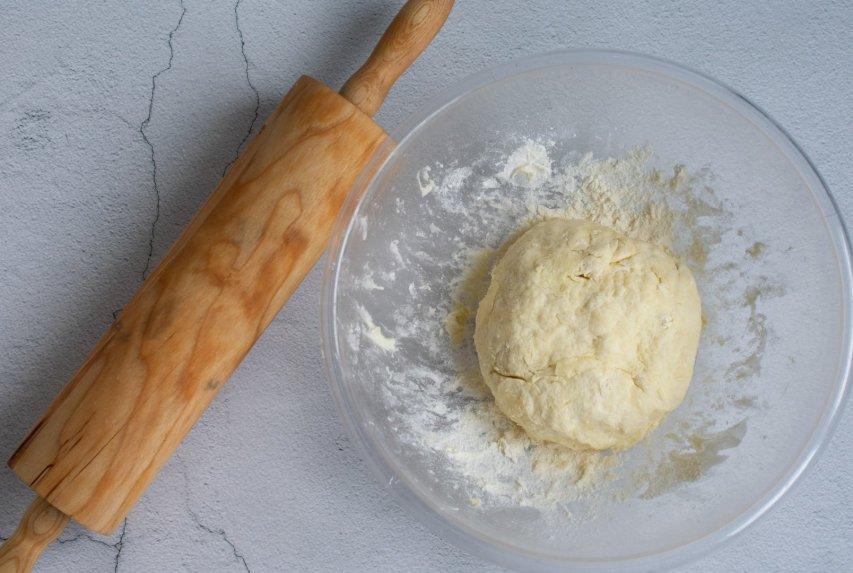 Cukinijų galetė su sūriu (be kiaušinių)