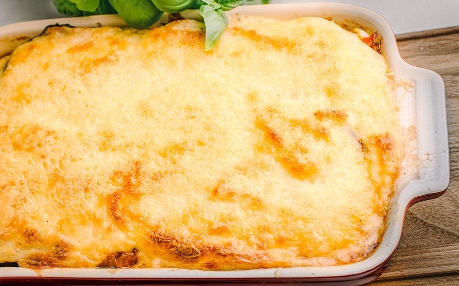 Bulvių apkepas su mėsa Musaka