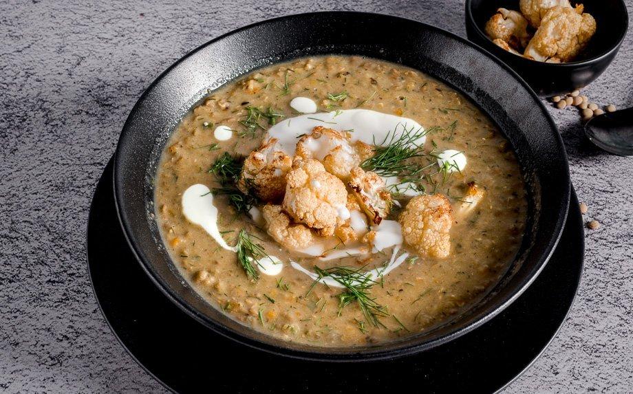 Soti lęšių sriuba