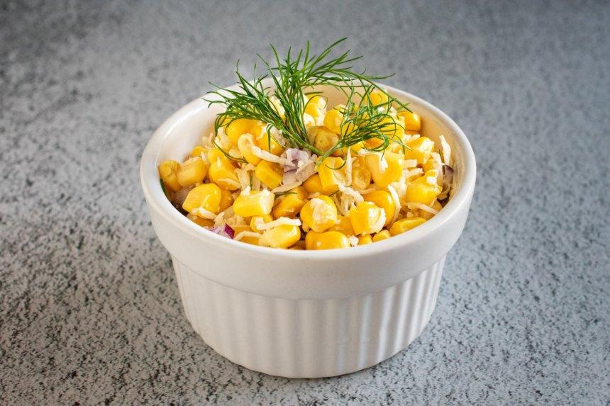 Kukurūzų salotos