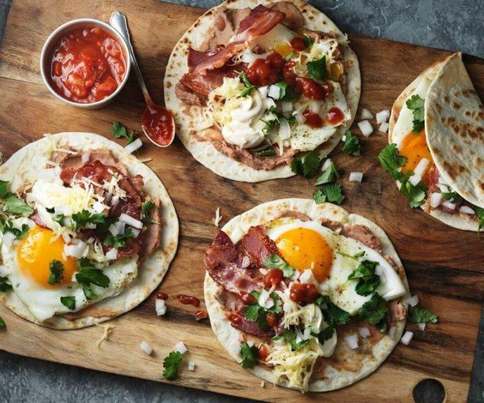 Pusryčių tako
