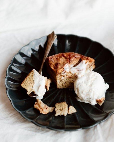 Obuolių pyragas be glitimo