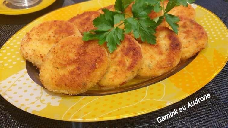 Virtų bulvių kepsneliai