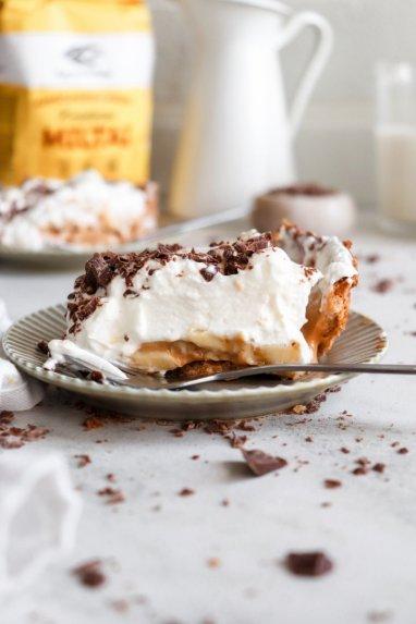 Banoffee pyragas