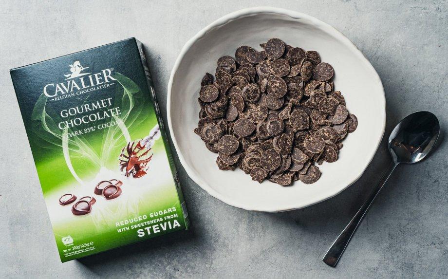 Šokoladinis tinginys be sausainių