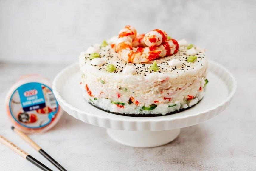 Suši tortas