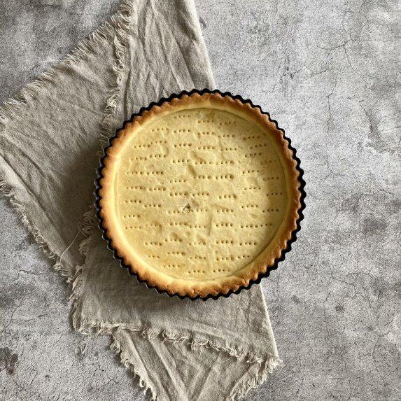 Gaivus braškių pyragas