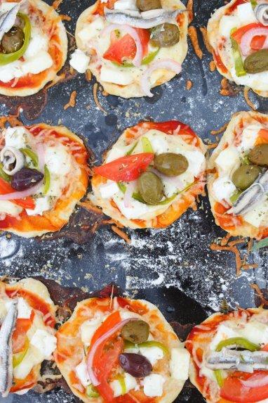Graikija kvepiančios picos